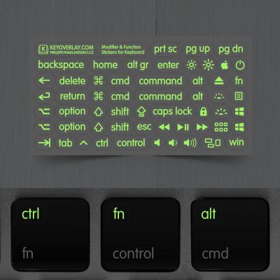 function keys small lightening